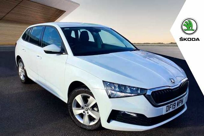 SKODA Scala Hatchback 1.5 TSI SE 5dr DSG 115BHP 7 SPEED