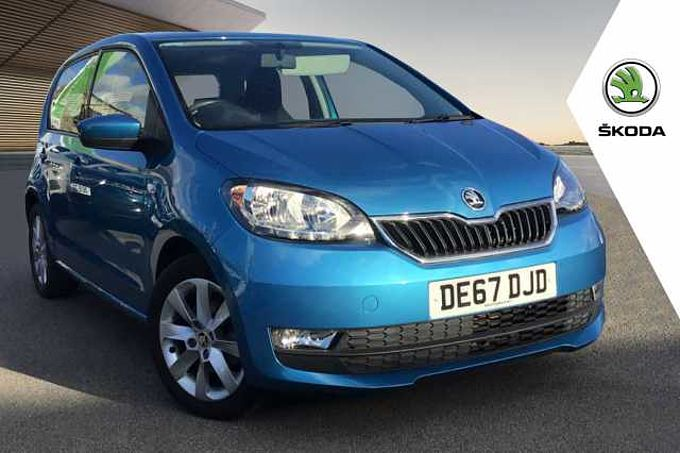 SKODA Citigo 1.0 MPI (75PS) SE L GreenTech Hatchback 5Dr